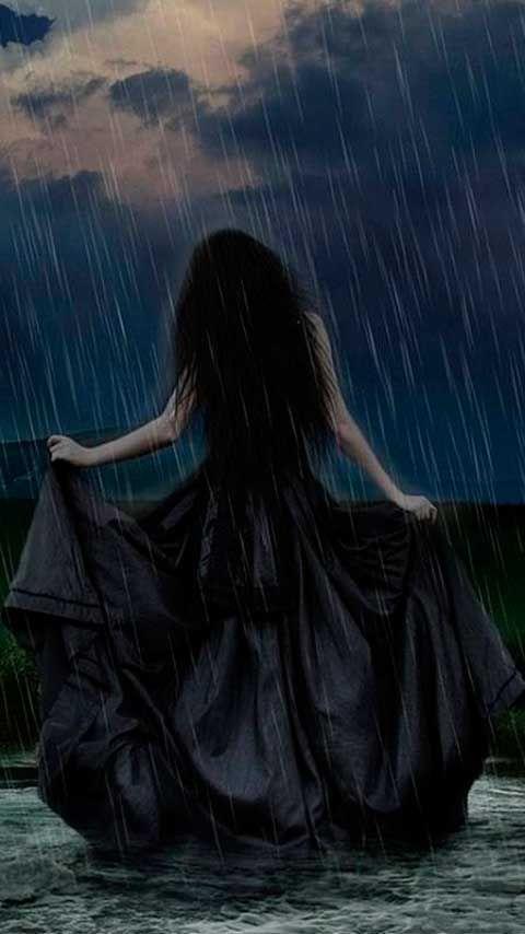 dancer rain